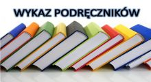 Wykaz podręczników na rok szkolny 2017/2018