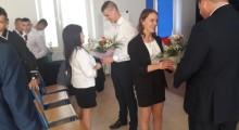 Żegnamy naszych maturzystów