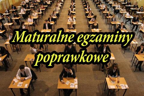 MATURA POPRAWKOWA