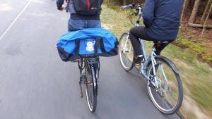 Szkolny rajd rowerowy