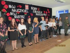 Święto Edukacji Narodowej w Naszej szkole
