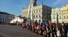 Obchody święta odzyskania niepodległości na Rynku Wielkim