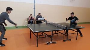 Turniej Tenisa Stołowego w Szkole