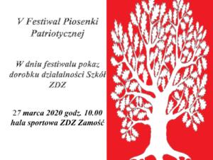 """V Festiwal Piosenki zostaje zawieszony"""""""