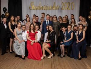 Bal Studniówkowy 2020 r.
