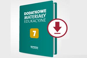Materiały dydaktyczne dla Uczniów